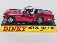 Atlas 1/43 Diecast Dinky Toys DB5 110 ASTON MARTIN BREVET EN COURS Car MODEL