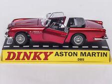 Atlas 1:43 Diecast Dinky Toys DB5 110 ASTON MARTIN BREVET EN COURS Car MODEL