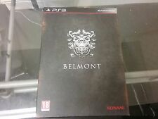 Castlevania: Lords of Shadow 2 - Rare Belmont Edition (Sony PlayStation 3, 2014)