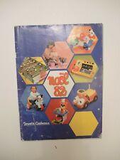 Catalogue de jouets vintage 1982