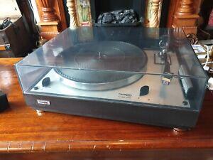 Thorens TD 166 MK II Vintage audiophile Turntable nagaoka mp200 stylus