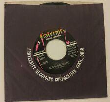 Shad O'Shea & 18 Wheelers - Colorado Call & Bub-Bub-Bub-Boo 45 rpm Fraternity