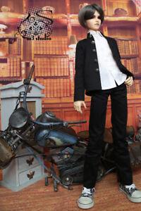 1/4 1/3 UncleSD17 SSDF ID HID BJD Chinese Tunic Suit Blazer & Skirt & Pants 3Pcs