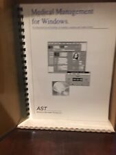 Medical Management For Windows Software. Eval System Never Used. Closeout