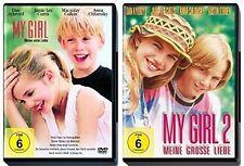 2 DVDs * MY GIRL + MY GIRL 2 IM SET - Macaulay Culkin # NEU OVP <