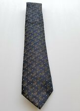NWT $235 FABULOUS ISAIA NAPOLI 7 FOLD LUXURY HAND MADE IN ITALY TIE 100% SILK