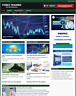 FOREX TRADING Website Business For Sale - Work From Home Business Opportunity
