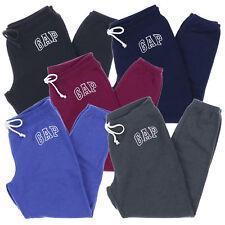 Женские спортивные штаны Gap флисовой подкладкой для отдыха сна износ бегунов стрейч арка с логотипом