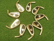 Nike VR Victory Red Full Cavity iron set RH 3-PW,AW (heads only)