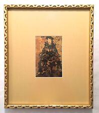 Modern Comic Book Interpretation Pamela Joseph Gustav Klimt Adele Bloch-Bauer I