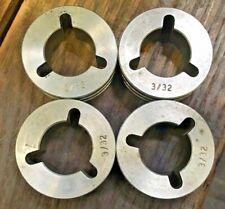 Miller 332 4 Roll Kit 151041 1 Set U Grooved 4 Mig Welder Wire Feeders