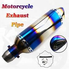 Exhaust Pipe Escape Modified Moto 51mm Muffler For Kawasaki Ninja ZX14 2006-2011