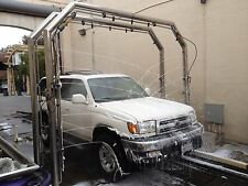 Used Car Wash Equipment NS Wash Systems Tunnel Car Wash