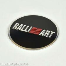 "Metal Badge Sticker - "" RALLI ART "" EVO FTO GTO COLT L200 Shogun"
