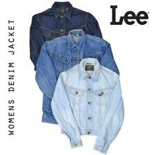 Abrigos y chaquetas de mujer Lee vaquero