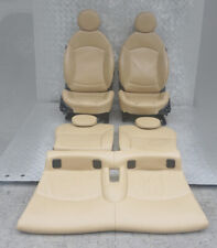 BMW Mini Cooper One 2 R56 Sports Full Leather Beige Interior Seats with Airbag