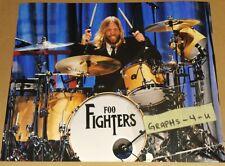 Taylor Hawkins Signed Foo Fighters Autograph COA