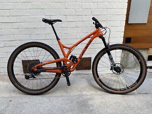 Evil Following MB Large Complete Bike / Enve Parts