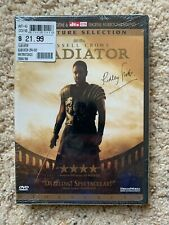 Gladiator Dvd - New Unopened - Widescreen - Signature Selection