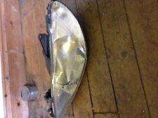 peugeot 206 near side headlight 98-04 9640559780