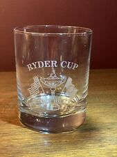 4 Ryder Cup Oak Hill 1995 Drinking Glasses