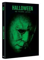 "Halloween ""40 Years Later"" RARE Glow In The Dark Slip Cover DVD NEW"