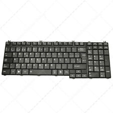 KEYBOARD SPANISH TOSHIBA QOSMIO G50 X300 X305 BLACK