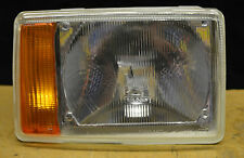 Austin Metro Mk1 RH 6R4 Headlight with Indicator Made by Magneti Marelli MHL278