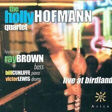 The Holly Hofmann Quartet - Live at Birdland, New Music