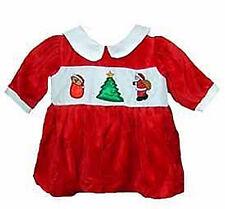 """NIP-girl's Christmas dress for Apple Valley 22"""" dolls"""