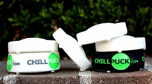 Ice-Cold Pack: 6 Chill Pucks + 2 Ice Sphere Moulds! [Keep Drinks Cold Longer]