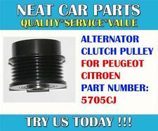 ALTERNATOR CLUTCH PULLEY FOR PEUGEOT 407 607 2.7 HDI 04   ONWARDS 5705CJ