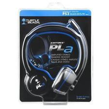 Turtle Beach Ear Force PLa Black Headband Headsets for Multi-Platform