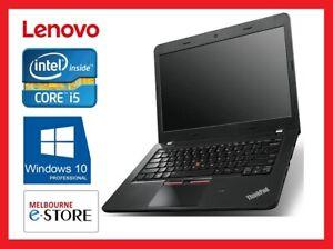 "Refurbished Lenovo L450 14"" Core i5 5300U 8GB RAM 500GB HDD 10 Pro Used Laptop"