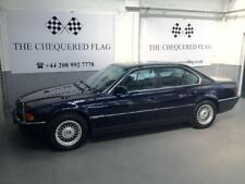 BMW 7 Series 4 Doors Cars