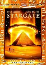 Stargate Ultimate Edition 0012236125709 With Kurt Russell DVD Region 1