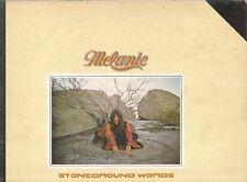 LP 3148  MELANIE  STONEGROUND WORDS