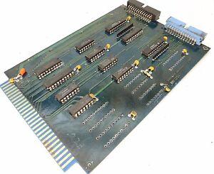 Ultramatic  MB1234  Embroidery Machine Board  MB 1234