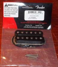 Pièces détachées basse électrique Fender pour guitare et basse