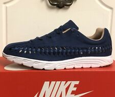 NIKE MAYFLY WOVEN TRAINERS  SHOES WOMENS UK 9,5 EUR 44,5 US 12