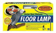 Zoo Med Avian Sun Deluxe Floor Lamp # Afl-10