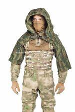 Disguise Sniper Coat / Viper Hood Russian Spetsnaz Ripstop Flora VSR-98