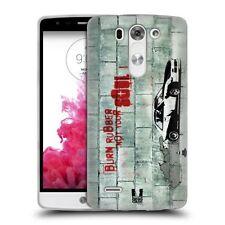 Fundas y carcasas Para LG G3 S de silicona/goma para teléfonos móviles y PDAs