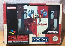 Weapon Lord Super Nes Pal