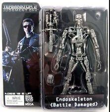 Terminator 2 Endoskeleton Battle Damaged  - NECA 8 Figur