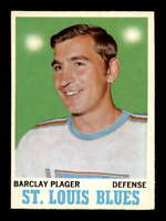 1970 O-Pee-Chee #99 Barclay Plager  EXMT/EXMT+ X1627919