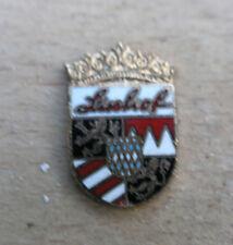 genuine  linhof Technika lens board 1960/70 badge only 11.5 x 18