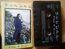 Cassette audio k7 tape  Sandra