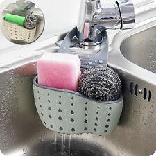 évier étagère savon éponge vidange Plateau salle de bain support
