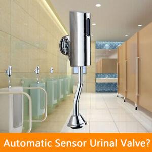 """Urinal Druckspüler G1/2"""" Automatische Sensor Toilette Spülventil Spülung 220V"""